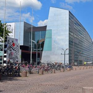 Kiasma i Helsingfors.
