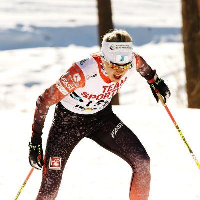 Kaisa Mäkäräinen, skid-FM 2017.
