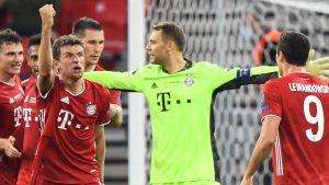 Münchens målvakt Manuel Neuer