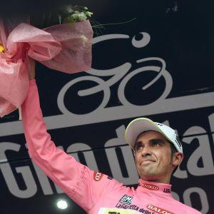 Alberto Contador, Giro d'Italia 2015, etapp 10.