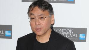 Kirjallisuuden Nobel-palkinnon voittaja 2017  Kazuo Ishiguro