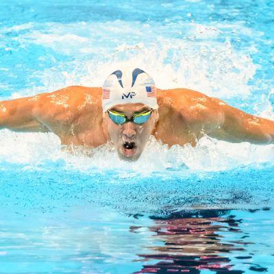 Michael Phelps simmar.