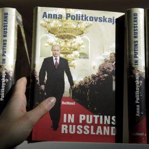 Anna Politkovskajas bok om Putins Ryssland