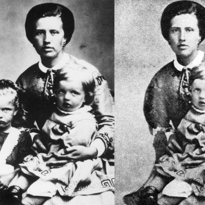 Linda Sibelius, Jean Sibelius