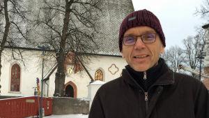 Björn Vikström, björn vikström. biskop, Närbild