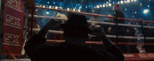 Sylvester Stallone i filmen Creed II 2018.