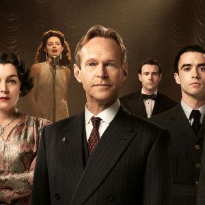 Uusi kahdeksanosainen sarja kertoo loistohotelli The Halcyonin tarinan maailmansotaan joutuneessa Lontoossa.