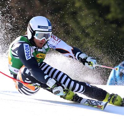 Alpin skidåkning