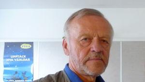 Gustav Skuthälla och Nina Ingves
