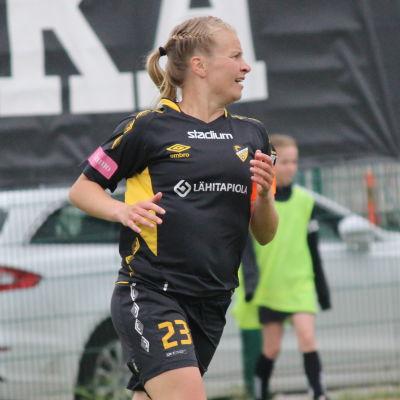 FC Honkas Anna Auvinen.