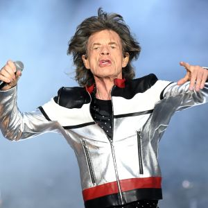 Mick Jagger.