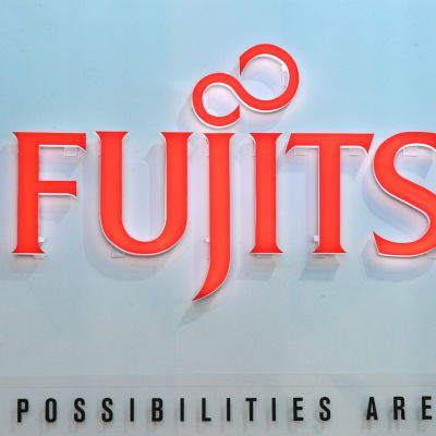 Fujitsu logotyp