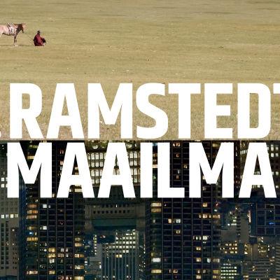 Dokumentin G. J. Ramstedtin maailma mainoskuva
