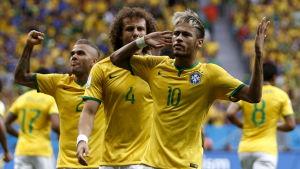 Neymar i VM 2014