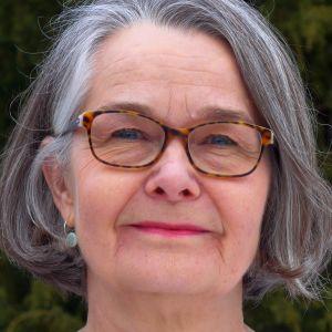 Litteraturvetaren och läraren Åsa Stenwall.
