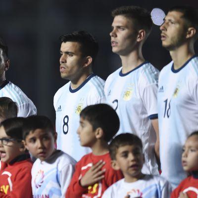 Argentiina jalkapallo