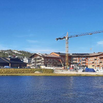 Itä-Rukalle rakennetaan suurhotellia, joka valmistuu jouluna 2019.