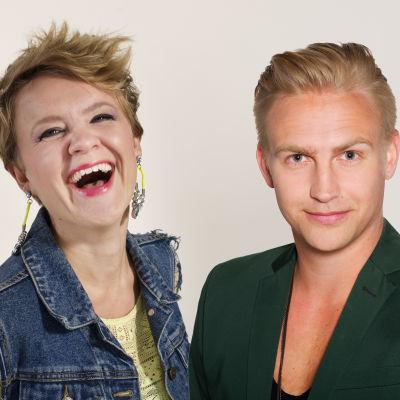 Frida och Janne
