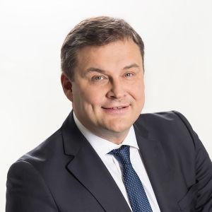 Varsinais-Suomen sairaanhoitopiirin johtaja Matti Bergdahl