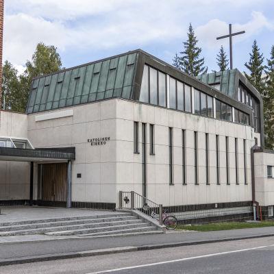 Jyväskylän katolinen kirkko.