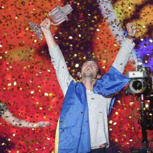 Måns Zelmerlöw vann Eurovisionen.