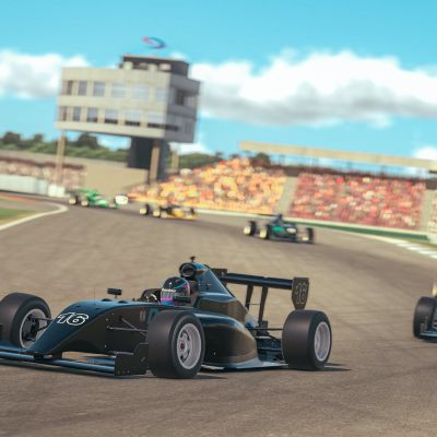Digital Racing eSM 2021