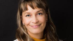 Pauliina Tuomikoski är gynekolog.