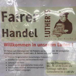 Rättvis handel i Martin Luther-affären i Berlin