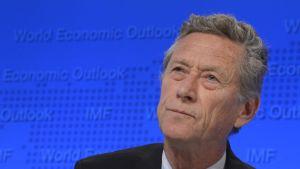 Olivier Blanchard, chefsekonom IMF
