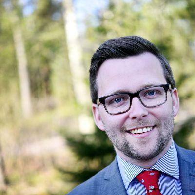 mats löfström, ålands riksdagsledamot