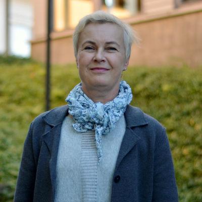 Agneta Evers.