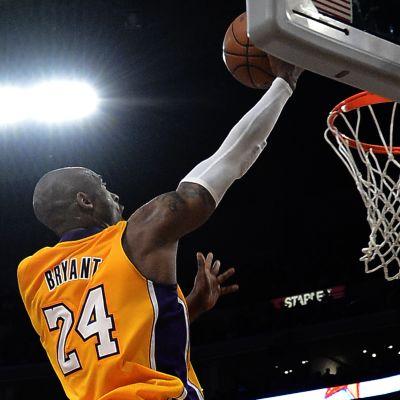 L.A. Lakers möter San Antonio Spurs i slutspelet