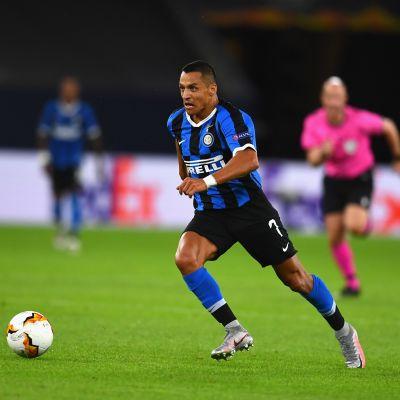 Alexis Sanchez, Internazionale.