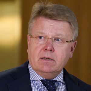 Jyri Häkämies, vd för Finlands Näringsliv EK.