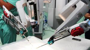 Sairaalarobotti