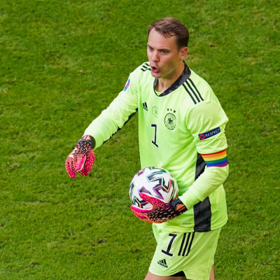 Manuel Neuer kuvassa