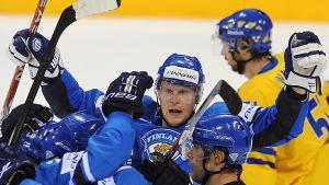 VM-finalen 2011 är oförglömlig för finländska hockeyvänner.