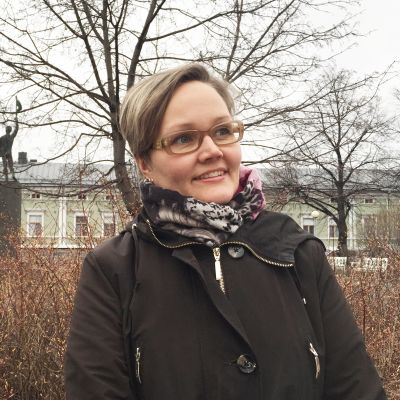 Oulun Mannerheiminpuisto on arvokas, monikerroksinen oululaismiljöö, sanoo Paula Paajanen.