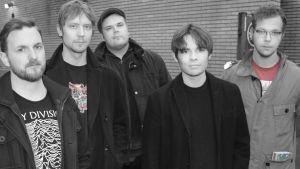 Bandet Pastis ute på gården 2019.