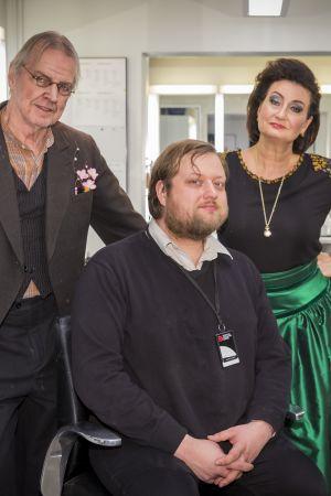 Heidi Herala ja Seppo ja Lauri Maijala