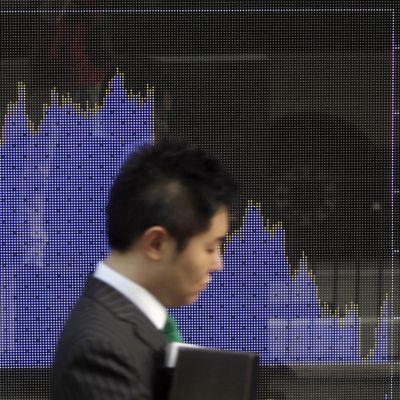 Hang Seng Index i Hong Kong 5.9.11