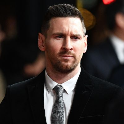 Lionel Messi 2.12.2019