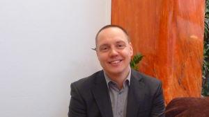 Futuristen Niko Herlin föreläser om framtidens arbetsplatser