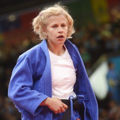 Johanna Ylinen förlorade sin öppningsmatch i London