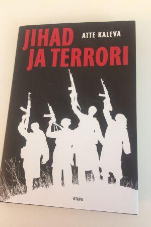 Atte Kalevas bok Jihad ja terrori