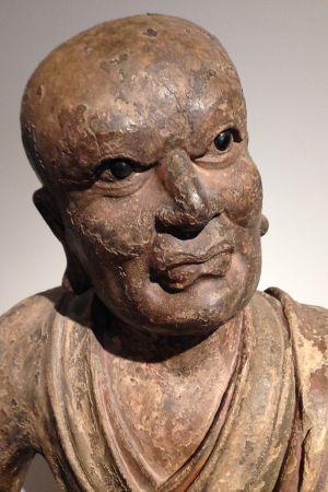 kinesisk eremit i den asiatiska paviljongen i rijksmuseum