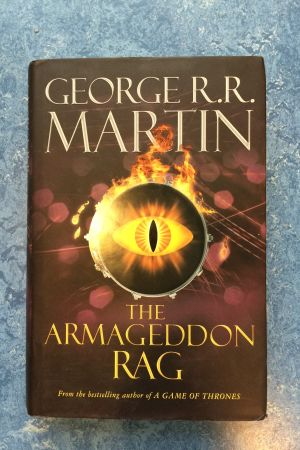 George R.R. Martin: The Armageddon Rag