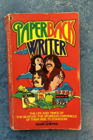 Mark Shipper: Paperback Writer