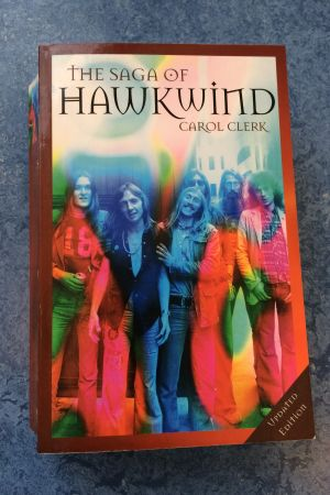 Carol Clerk: The Saga of Hawkwind