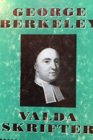 Pärmbild med porträtt på George Berkeley